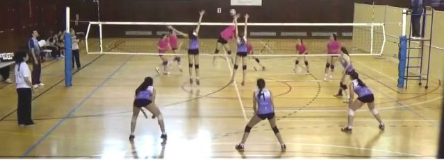 AACEIF2016 Grupo 1 Colegio San Ignacio   Feel Volley alcobendas   YouTube