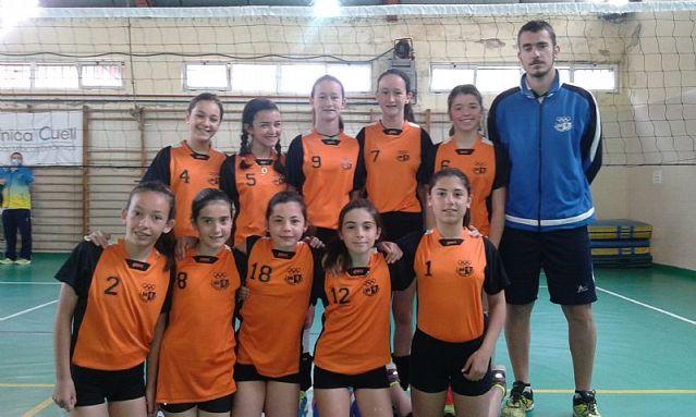 San Ignacio C Alevín Temporada 2014/2015