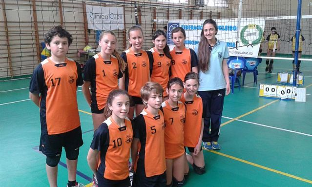 San Ignacio A Alevín Temporada 2014/2015