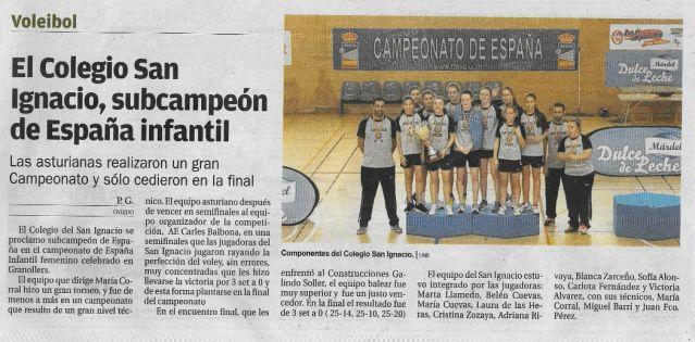 Campeonato de España La Nueva España