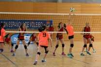 Final del Campeonato de España Infantil de Voleibol 2017