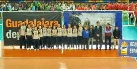 Copa de Espaa Cadete A16