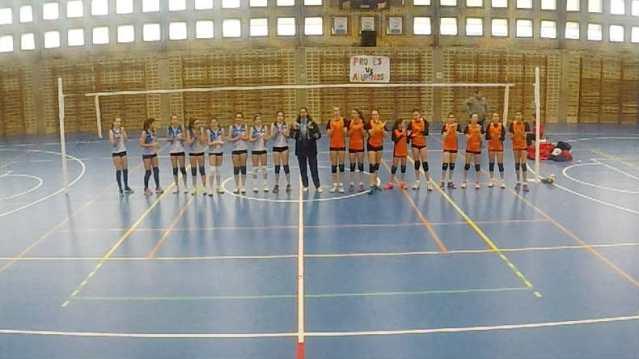 Partido San Ignacio - CV Ribadesella / Voleibol Infantil