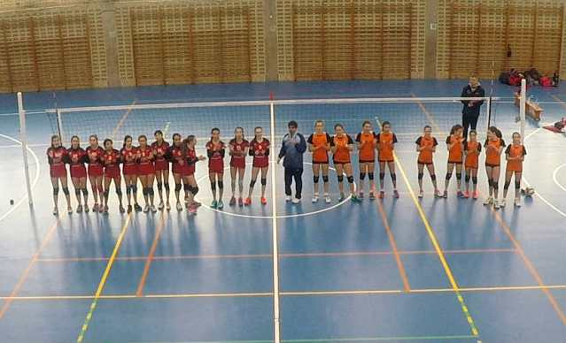 San Ignacio RGC Covadonga B Voleibol Infantil Asturias