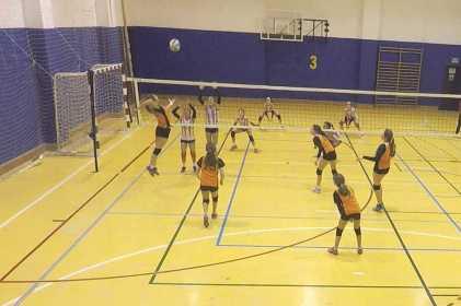 Club Nautico de Carreno San Ignacio Voleibol Infantil 10