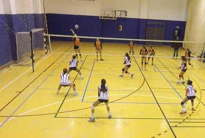 Club Nautico de Carreno San Ignacio Voleibol Infantil 11