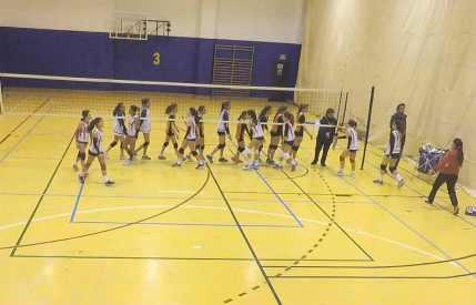 Club Nautico de Carreno San Ignacio Voleibol Infantil 12