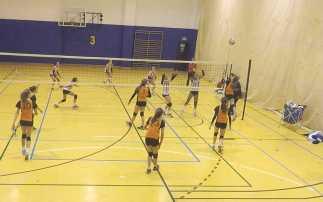Club Nautico de Carreno San Ignacio Voleibol Infantil 8