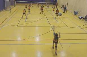 Club Nautico de Carreno San Ignacio Voleibol Infantil 9