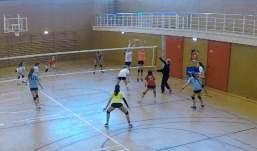 Seleccion Asturiana Infantil Voleibol 1