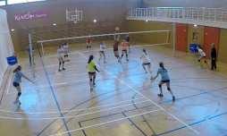 Seleccion Infantil Asturiana Voleibol 3