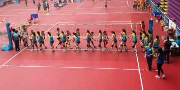 Asturias Castilla La Mancha Voleibol Alevin