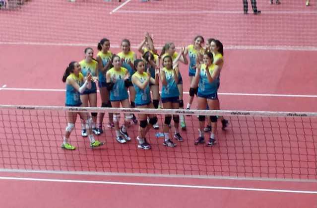 Asturias Castilla La Mancha Voleibol Infantil 10