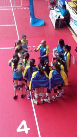 Asturias Castilla La Mancha Voleibol Infantil 11