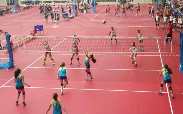 Asturias Castilla La Mancha Voleibol Infantil 2
