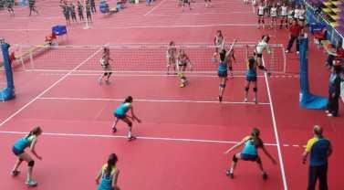 Asturias Castilla La Mancha Voleibol Infantil 3