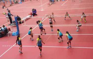 Asturias Castilla La Mancha Voleibol Infantil 6