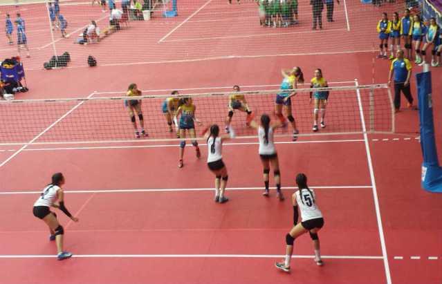Asturias Castilla La Mancha Voleibol Infantil 8