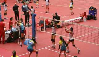 Asturias Castilla La Mancha Voleibol Infantil 9