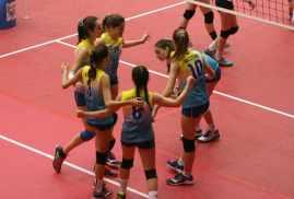 Asturias Castilla La Mancha Voleibol Infantil